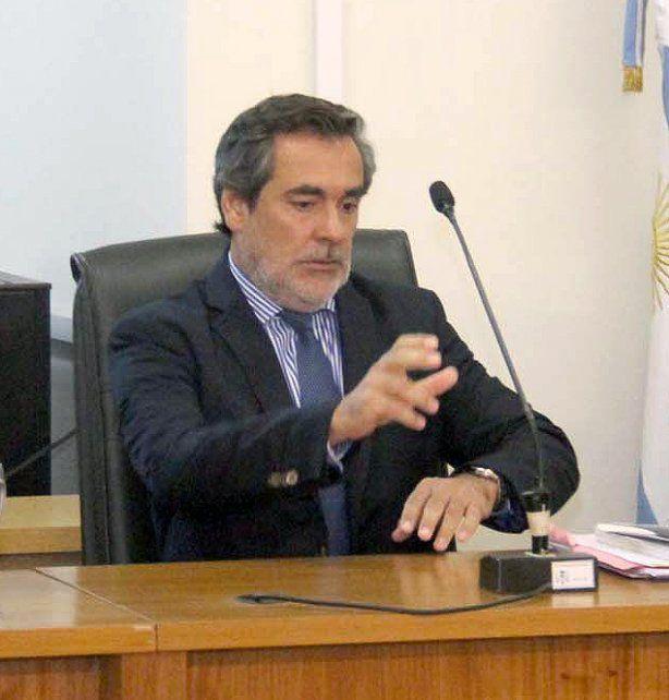 El juez Javier Bottero