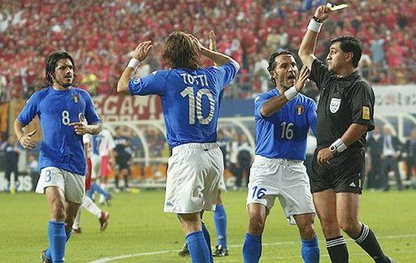 El partido Korea vs. Italia uno de los que esta en la mira de las investigaciones.