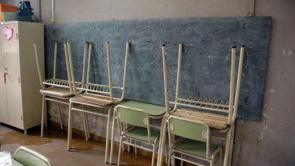 El gobierno confirmó que no pagará los días de paro ni el aumento a docentes