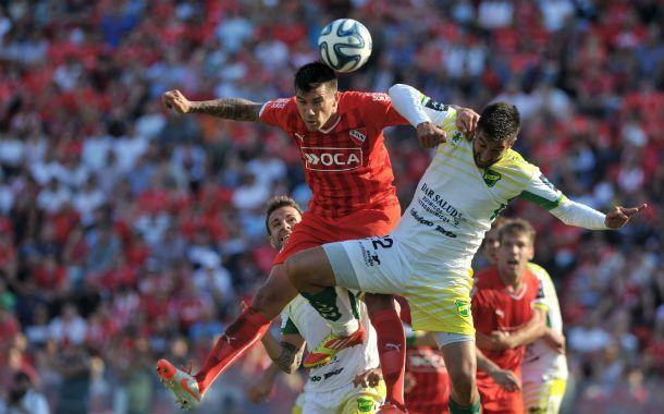 Para cualquiera. Independiente y el Halcón jugaron un partido eléctrico.