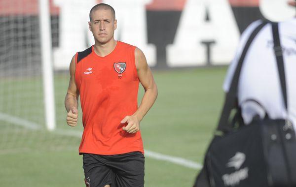Federico Fattori se lesionó en el partido ante Independiente y mañana podría regresar.