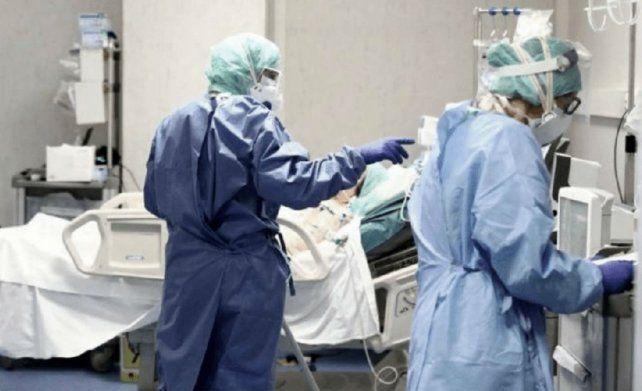 Argentina superó a España en la cantidad de fallecimientos por coronavirus.