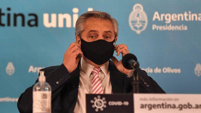 Fernández criticó las visitas de jueces a Olivos durante el macrismo