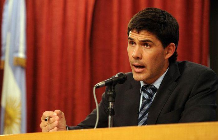 El voto del exsecretario de Transporte de la Nación fue negativo.