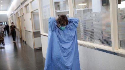 Rosario acumula 1.930 decesos en lo que va del año, mientras que desde que comenzó la pandemia hubo 3.470 fallecimientos.