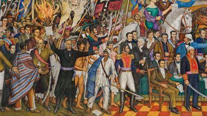 El final del dominio español en México