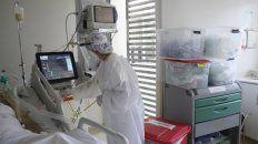 Las terapias intensivas de hospitales y sanatorios trabajan al filo del cien por ciento de ocupación desde hace semanas.