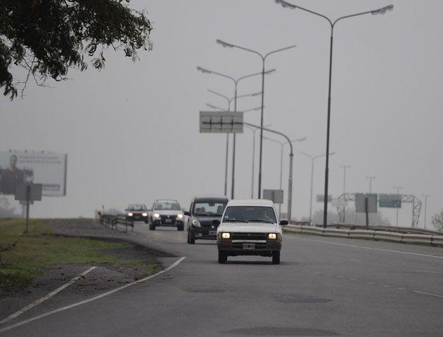 Es realmente peligroso transitar por calles y rutas de la region.