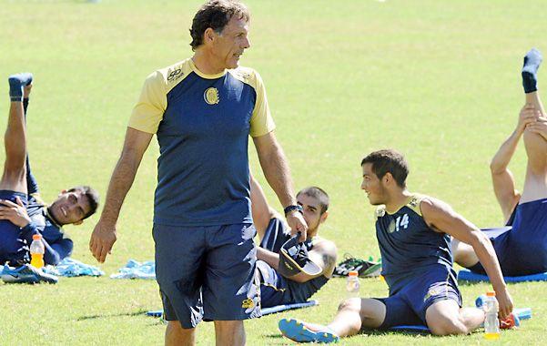 150 partidos son los que mañana cumplirá Miguel Russo como entrenador de Central.