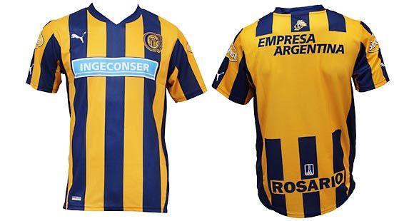 ¿Cómo será la nueva camiseta que Central presentará el sábado?
