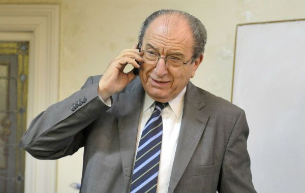 Elías Soso se enojó durante un reportaje telefónico con Carlos Bermejo