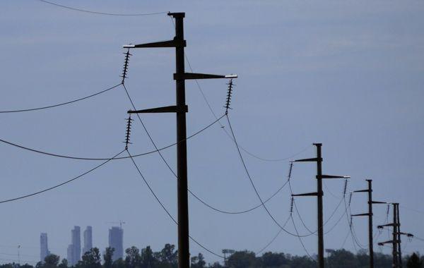 La caída en la generación de energía coincide con un período de caída de actividad económica.