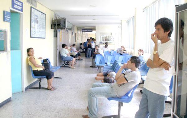 Emergencias. Las guardias de los hospitales suelen recibir a los pacientes con reacciones alérgicas o shocks.