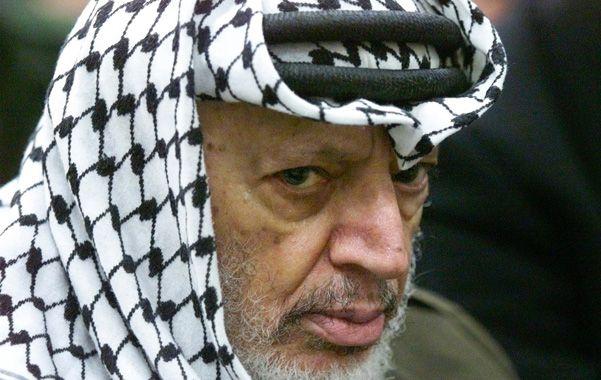 Se necesitan más pruebas. Arafat murió en París en noviembre de 2004.