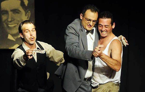 Original. Un espectáculo basado en la puesta y el trabajo de los actores.