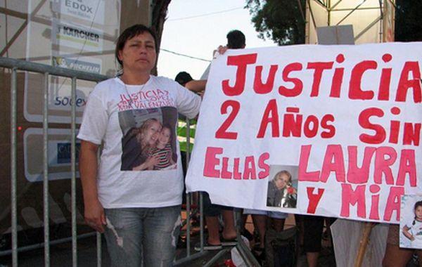 Cristina Ojeda aseveró que Nadie está moviendo la causa hace más de tres meses.