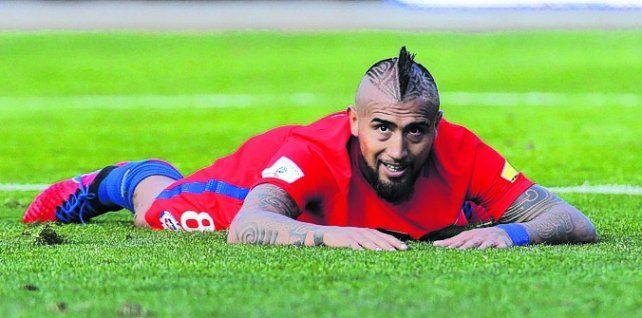 Arturo no se va. Vidal