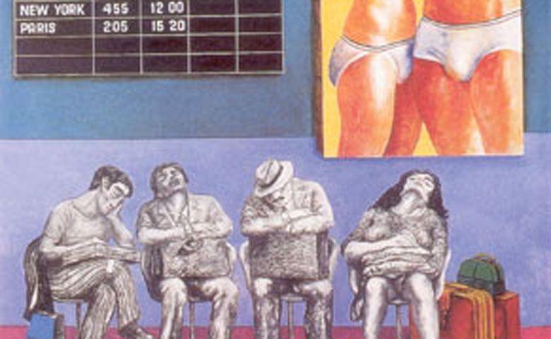 Audaz robo de 15 valiosas pinturas del pintor rosarino Antonio Berni