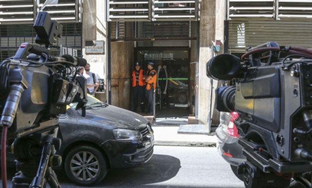 El frente de la Fiscalía donde se investiga la muerte de Alberto Nisman.