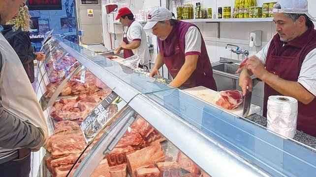 Las carnicerías aumentaron sus precios un 17 por ciento