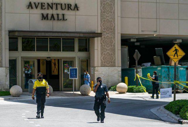 El shopping o mall Aventura es muy visitado por los turistas argentinos.