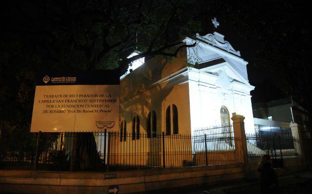 Nueva impronta. La iglesia San Francisco de Asís