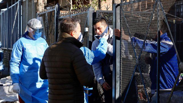 Hubo 564 casos nuevos en Argentina y 17 muertes en las últimas 24 horas