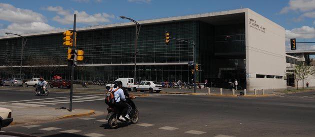 Al cierre de esta edición José Luis Balbuena estaba internado en el Heca con pronóstico reservado. (Foto: Néstor Juncos)