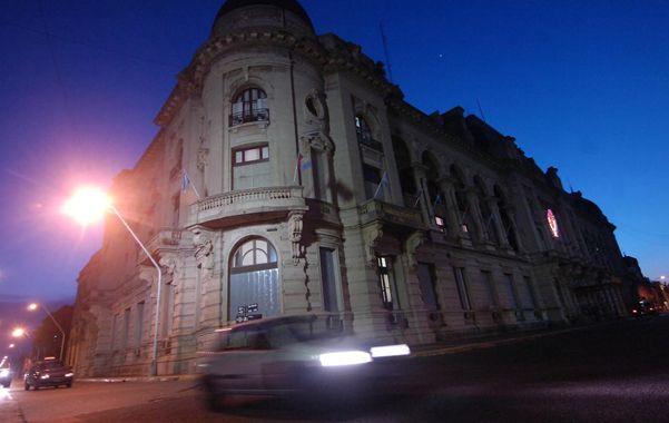 Pocas luces. La sede de la Gobernación será uno de los edificios donde se llevará al mínimo el gasto energético.