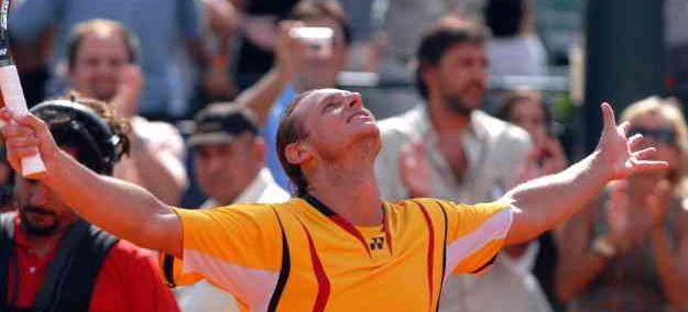 Nalbandian se consagró campeón en Buenos Aires y vuelve a ser top ten