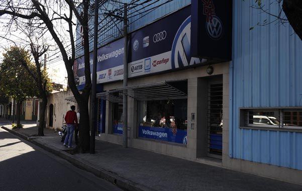 En zona oeste. La empresa Sader tiene su local en Eva Péron al 4900.