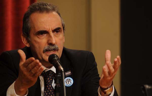 El designado. Moreno es el elegido por la presidenta para intentar alcanzar un pacto de precios y salarios.