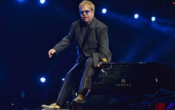 El hombre del piano. Elton John demostró su vigencia en la Argentina.