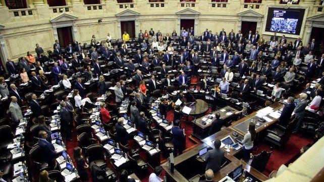 El oficialismo confía en reunir más de 135 votos para aprobar el presupuesto