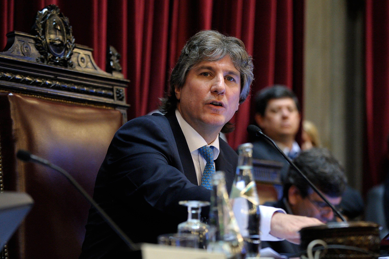 El oficialismo rechazo en el Senado el pedido de la oposición de licencia a Boudou