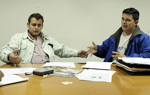 libres. Eliel Fernández y Alejandro Pretti contaron los detalles de su caso.