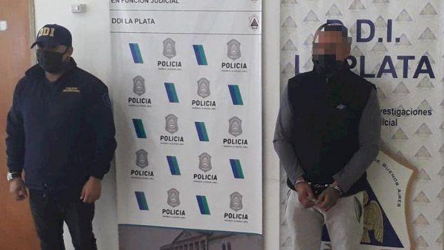 Detuvieron en La Plata a un pai umbanda que simulaba estar poseído para violar a su hijastra