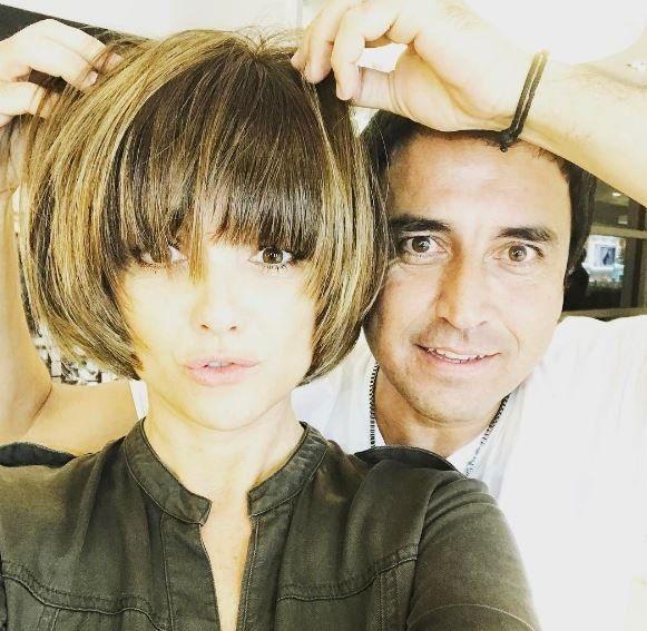 Araceli volvió al pelo corto y al look que la llevó a la fama en la televisión