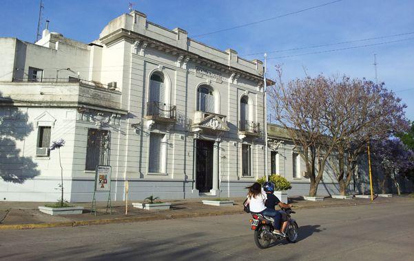 La Unidad Regional XVIII con asiento en Sastre investiga el crimen.