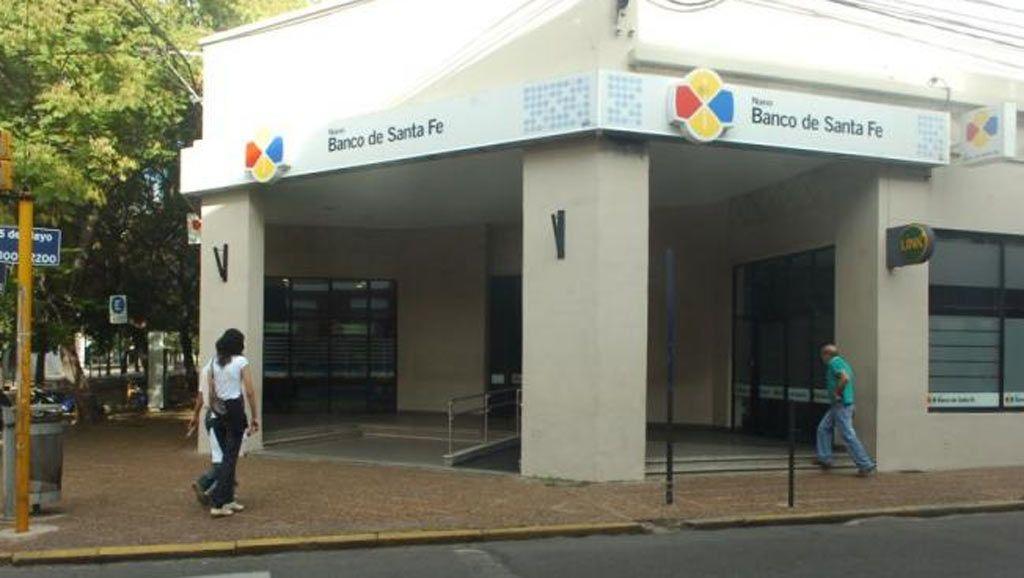Compromiso. El Banco de Santa Fe