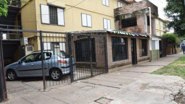 Vega Pérez murió frente a la puerta de la casa de su madre.