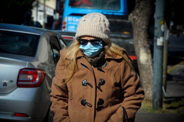 Advierten sobre probabilidades de que nieve en Rosario en la tarde de este domingo