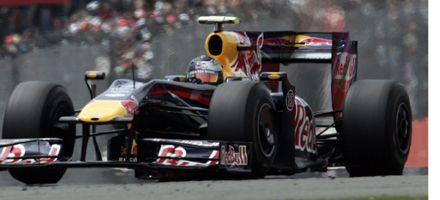 Fórmula Uno: el alemán Vettel largará en punta en Silverstone