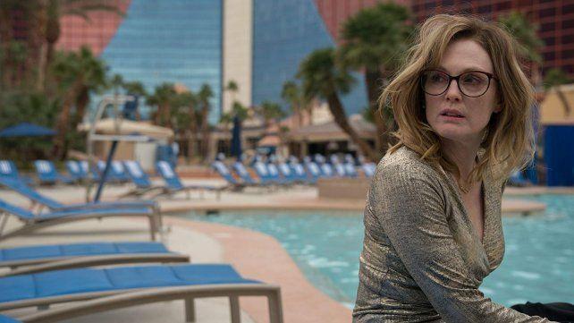 Sola y sin apuro. Julianne Moore interpreta a Gloria