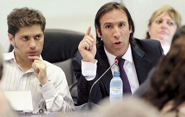 Deuda. Lorenzino y Kicillof expusieron sobre el canje ante los diputados.