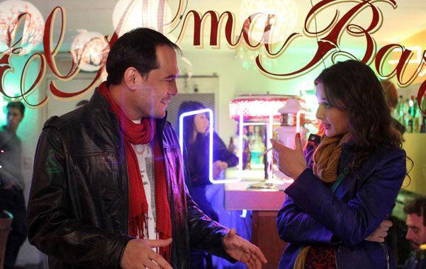 Dos a quererse. Ismael Serrano y Carla Pandolfi interpretan a Leo y Luna