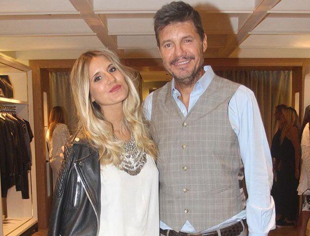 Los rumores tomaron fuerza tras la ausencia de Valdés en la inauguración del nuevo local de ropa de Micaela