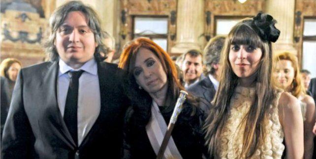 Tengo la intuición de que el 7 de marzo van a poner presos a Cristina Kirchner y sus hijos