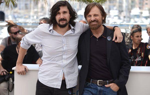 """Alonso y Mortensen hablaron sobre """"Jauja"""""""