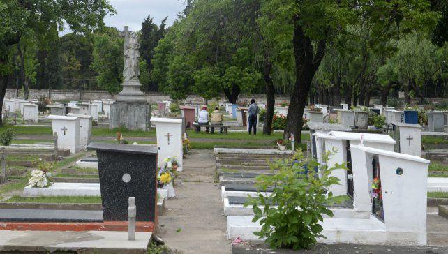 necrópolis. El cementerio La Piedad es uno de los que aplicará este nuevo protocolo.